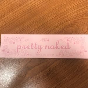 100% Pure Pretty Naked Palette Makeup. never used